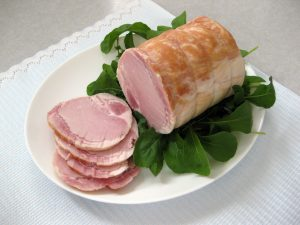 pork loin ham