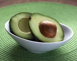 avocado in bowl